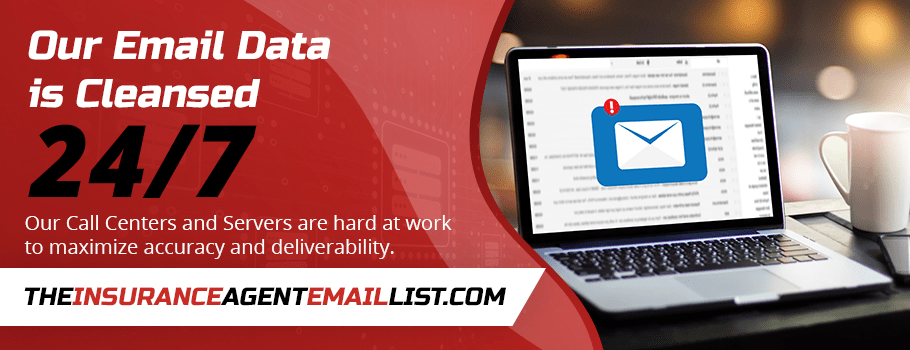 Insurance Agent Email List